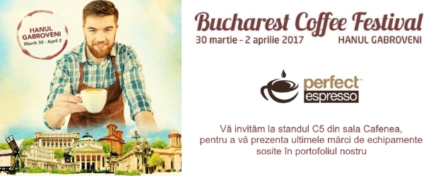 Bucharest Coffee Festival 2017