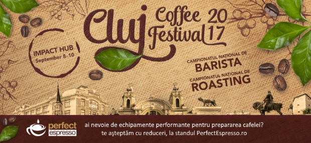 Cluj Coffee Festival 2017