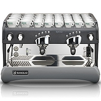 Professional coffee machine Rancilio EPOCA E, 2 groups, electronic dosage