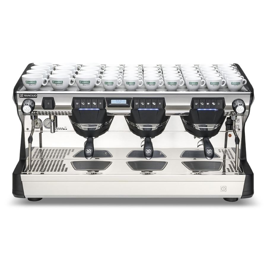 Professional coffee machine Rancilio CLASSE 7 USB, 3 groups