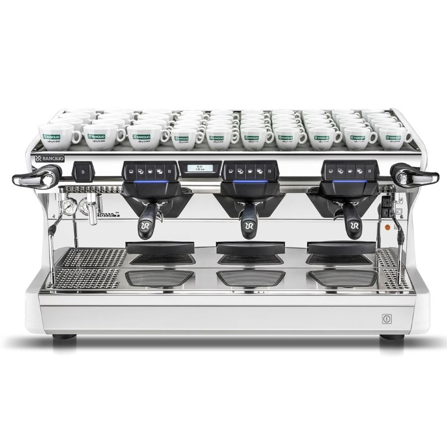 Professional coffee machine Rancilio CLASSE 7 USB TALL, 3 groups
