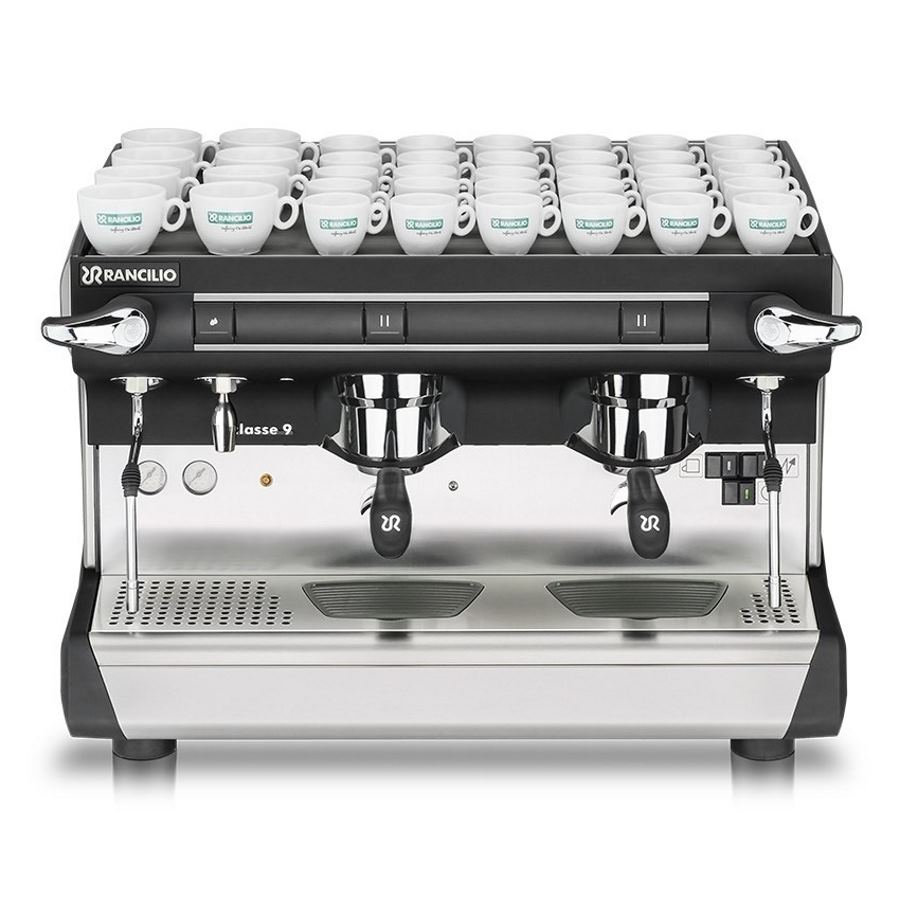 Professional coffee machine Rancilio CLASSE 9 S, 2 groups