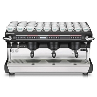Professional coffee machine Rancilio CLASSE 9 USB XCELSIUS, 3 groups