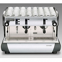 Professional coffee machine Rancilio CLASSE 10S, 2 groups, manual dosage