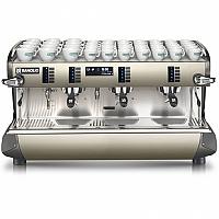 Maccina caffè professionale Rancilio CLASSE 10USB, 3 gruppi, dosatura elettronica