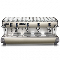 Professional coffee machine Rancilio CLASSE 10USB, 4 groups, electronic dosage