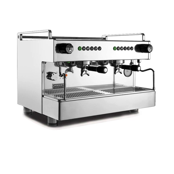 Professional coffee machine Rocket BOXER, 2 groups