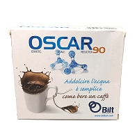 Universal osmotic water softener filter, Oscar Bilt 90