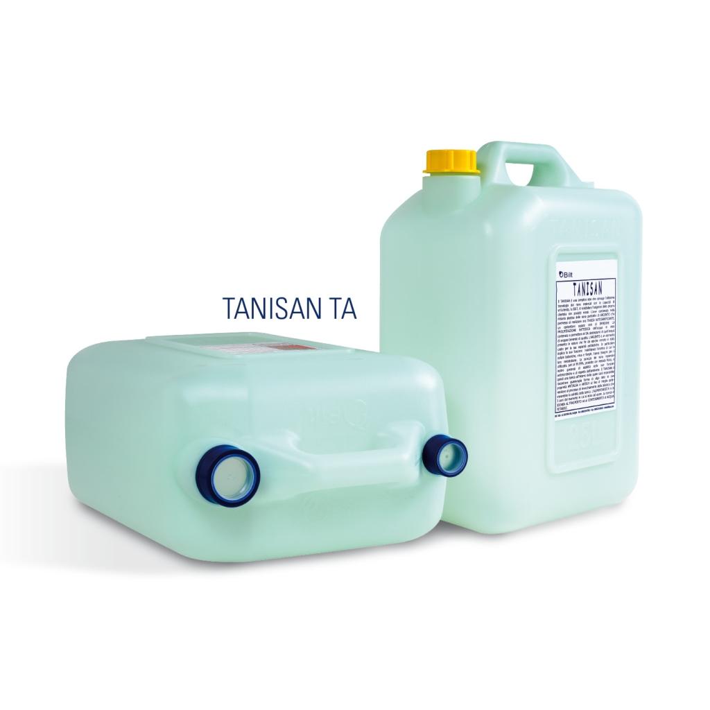 Rezervor de filtrare argintat Bilt  TANISAN TA-56