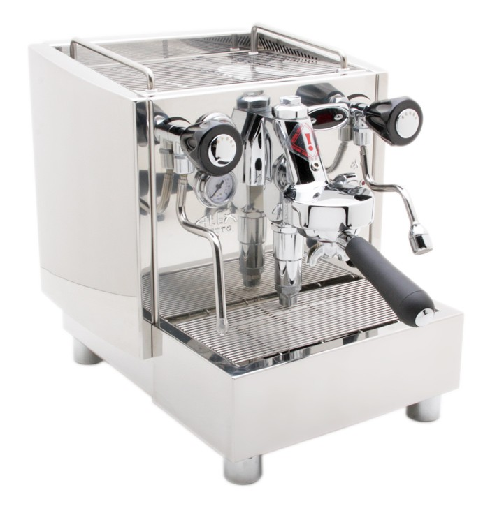 Coffee machine Izzo ALEX DUETTO IV INOX