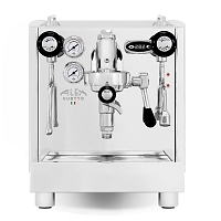 Coffee machine Izzo ALEX DUETTO IV PLUS INOX