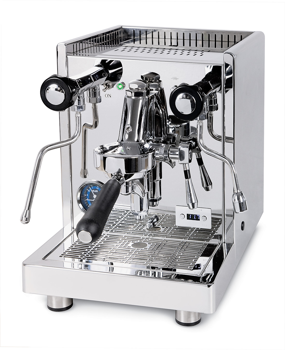 Coffee machine Quick Mill New Aquila Deluxe MOD.0985V