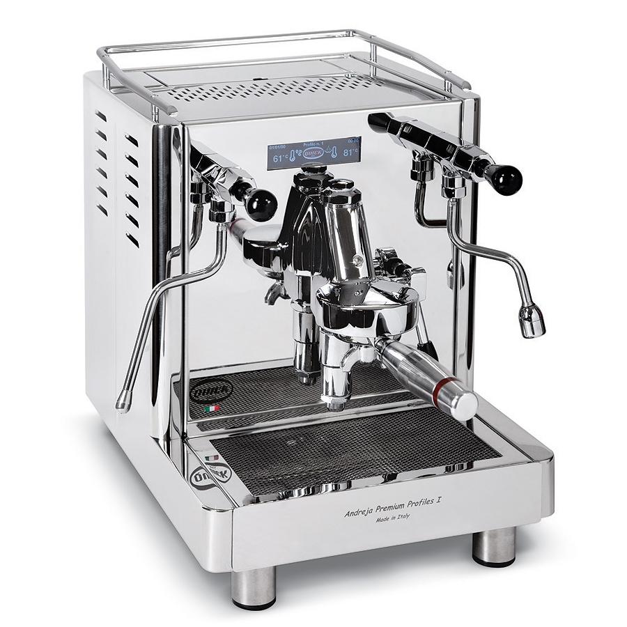 Macchina caff� Quick Mill Andreja Premium Profiles 1, MOD.0980