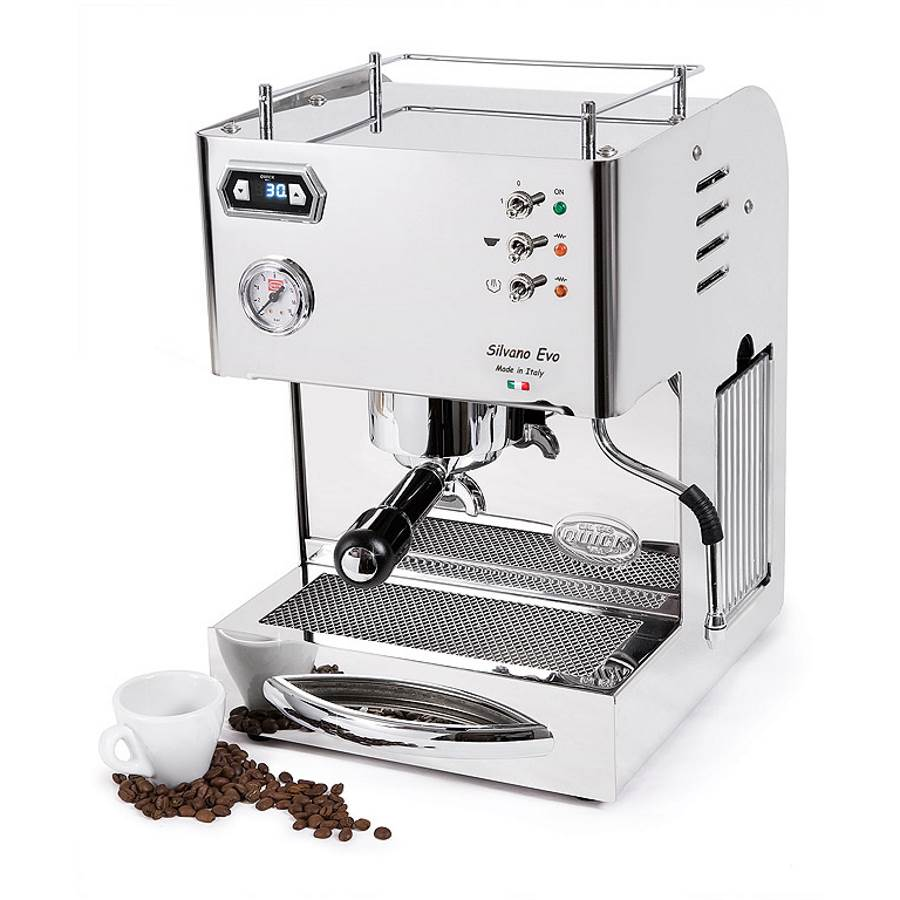 Coffee machine Quick Mill Silvano Evo 2B MOD.04005