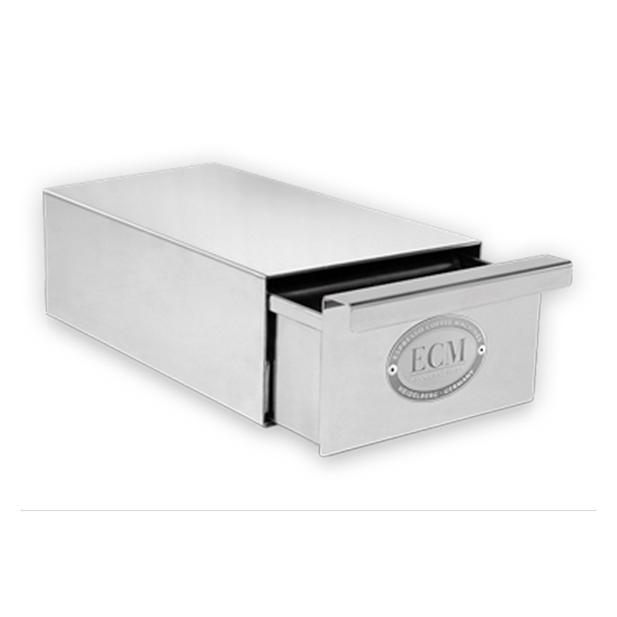 ECM slim drawer (Knock box)