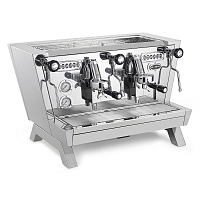 Macchina caffè professionale Izzo MyWay Valchiria Automatic, 2 gruppi