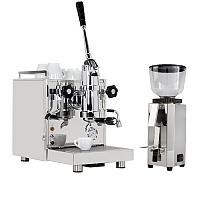 Espressor Profitec Pro 800 + Râşniţă Profitec Pro M54