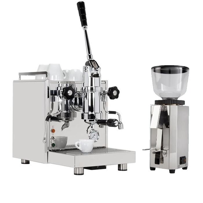Coffee machine Profitec Pro 800 + coffee grinder Profitec Pro M54