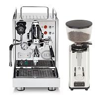 Espressor ECM Classika PID + Râºniþã de cafea ECM S-Automatik 64