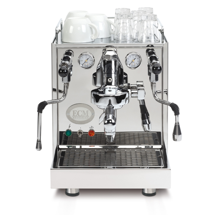 Coffee Machine ECM Mechanika IV Profi switchable