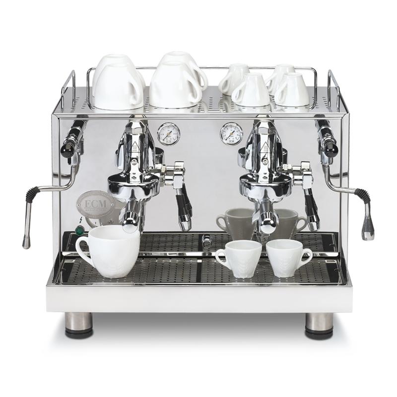 Macchina caffè ECM Mechanika Profi Due