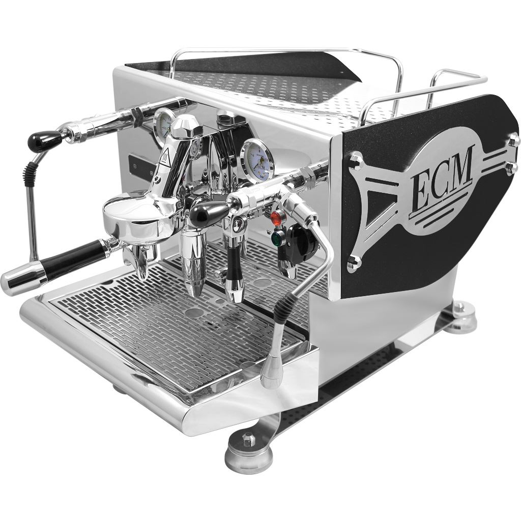 Coffee machine ECM Controvento switchable