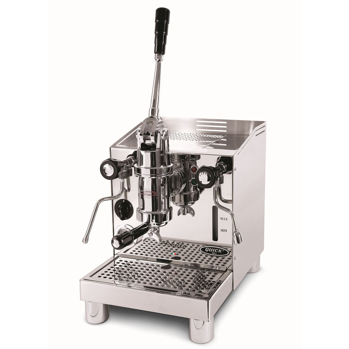 Coffee machine with lever Quick Mill Achille MOD.0996