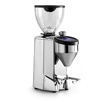 Coffee grinder Rocket Fausto, polished