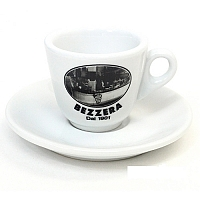 "Set of 6 coffee cups ""BEZZERA SINCE 1901"""
