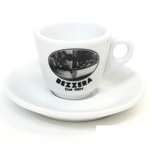 """Set di 6 tazze di caffè """"BEZZERA SINCE 1901"""""""