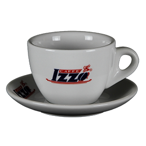 Set of 6 cappuccino cups Izzo 150cc
