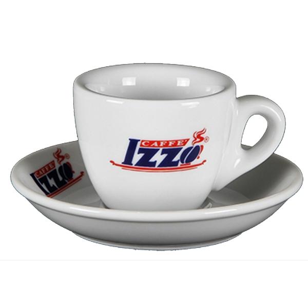 Set 6 ceşti înalte Izzo pentru espresso 60cc