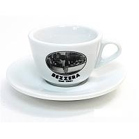 """Set di 6 grandi tazze di Cappuccino di 260cc """"BEZZERA SINCE 1901"""""""