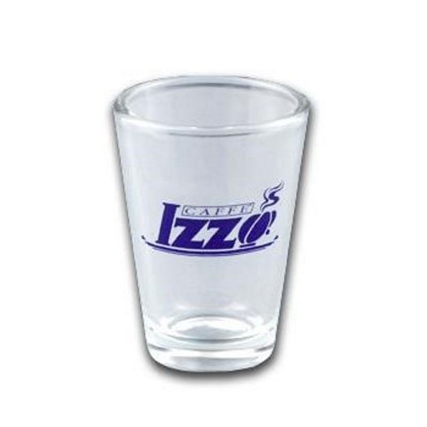 Set of 6 espresso glasses Izzo