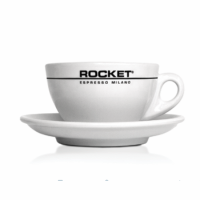 Set of 6 Cappuccino cups 204cc - Rocket Espresso