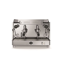 Espressor profesional Vibiemme Replica HX Elettronica, 2 grupuri