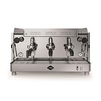 Espressor profesional Vibiemme Replica HX Elettronica, 3 grupuri