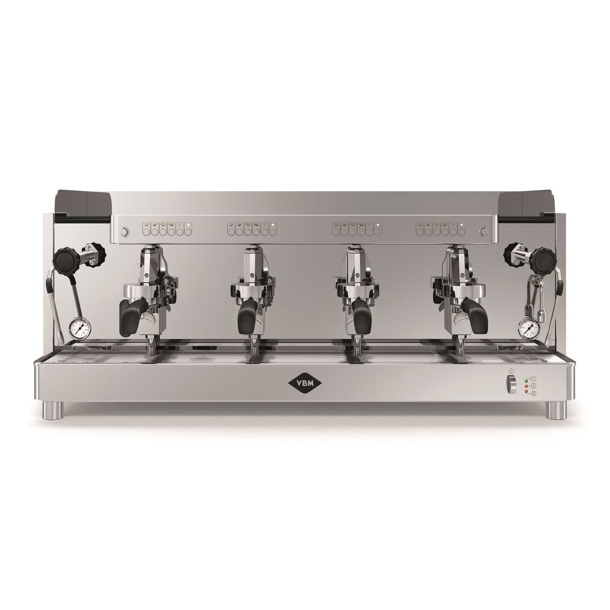 Professional coffee machine Vibiemme Replica HX Elettronica, 4 groups