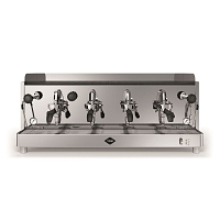 Professional coffee machine Vibiemme Replica HX Manuale, 4 groups