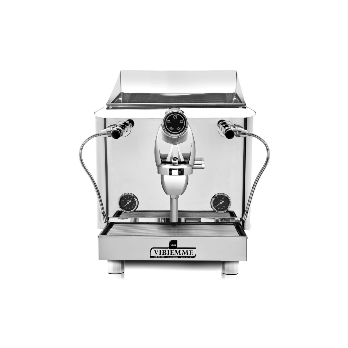 Professional coffee machine Vibiemme Lollo Elettronica, 1 group