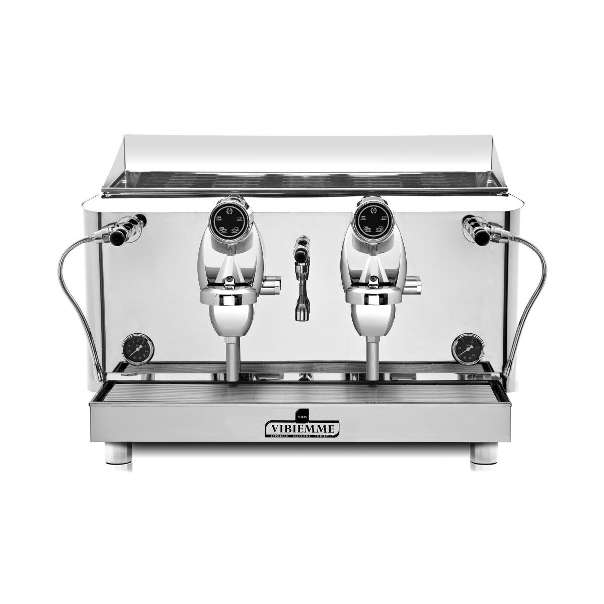 Espressor profesional Vibiemme Lollo Elettronica, 2 grupuri