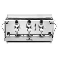 Professional coffee machine Vibiemme Lollo Elettronica, 3 groups