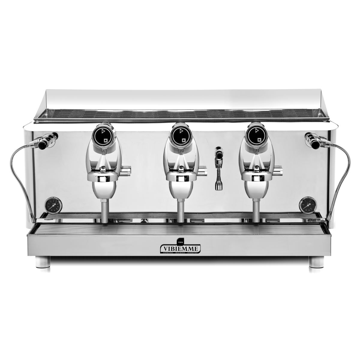 Professional coffee machine Vibiemme Lollo Semiautomatica, 3 groups