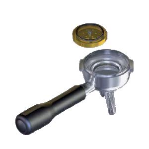 Kit adaptor POD-uri pentru maşinile de cafea Bezzera