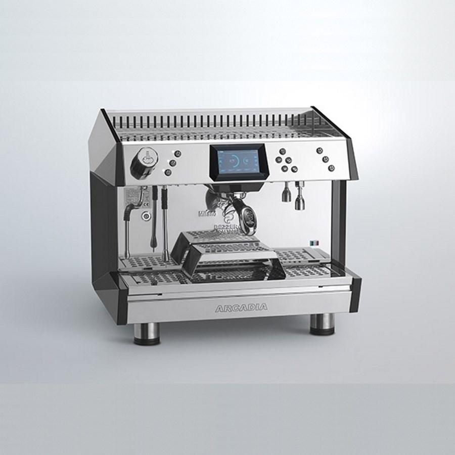 Macchina caffè professionale Bezzera Arcadia DE 360 Brewing, 1 gruppo