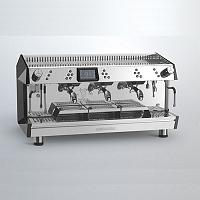 Professional coffee machine Bezzera Arcadia DE 360 Brewing, 3 groups