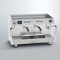 Professional coffee machine Bezzera Arcadia DE PID, 2 groups