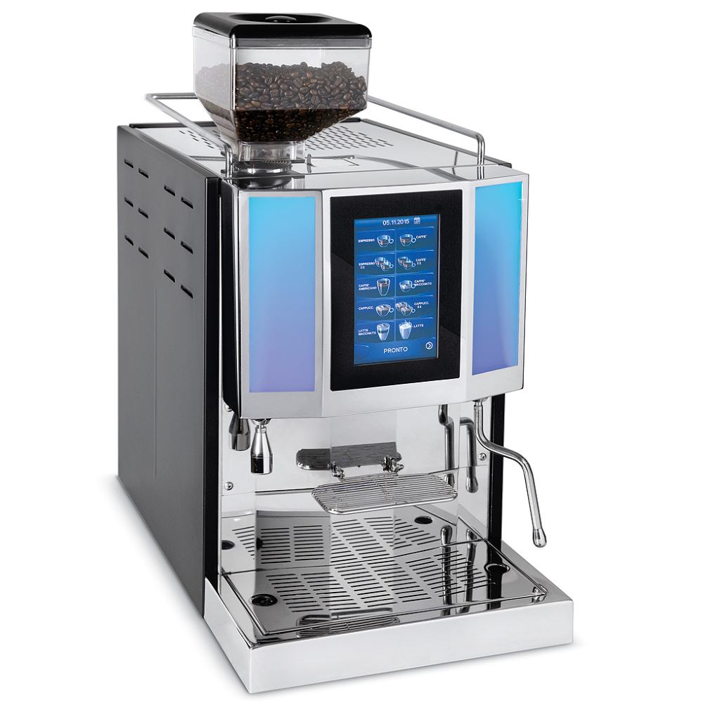 Professional automatic coffee machine Quick Mill Superautomatica