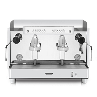 Professional coffee machine Vibiemme Replica 2B Elettronica, 2 groups