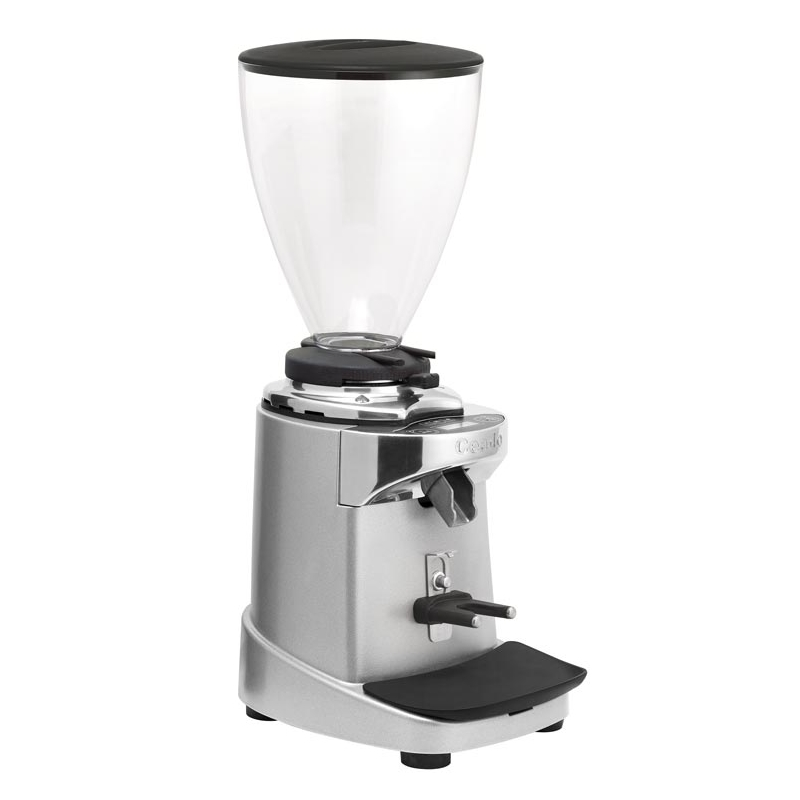 Coffee grinder Ceado E37S Silver - Occasion, adjustable SCC device, production 2017